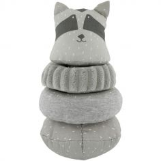 Pyramide en tissu culbuto raton laveur Mr. Raccoon