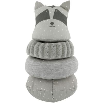 Pyramide en tissu culbuto raton laveur Mr. Raccoon  par Trixie