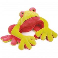 Grouillette la grenouille La ferme (70 cm)