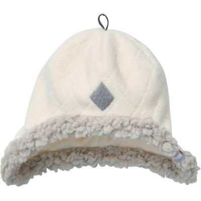 Bonnet polaire Scandinavian Off White (0-3 mois)  par Lodger