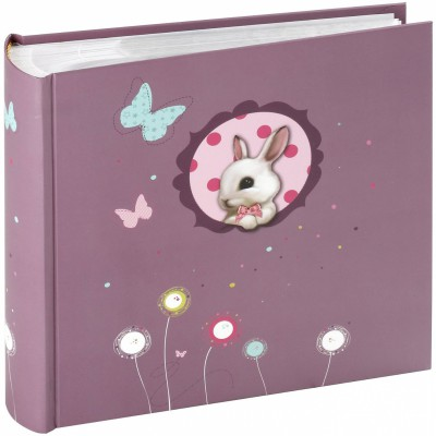 Album photos Foxy violet 11,5 x 15 cm (180 photos)  par Panodia