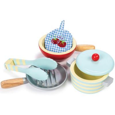 Lot de casseroles Honeybake  par Le Toy Van