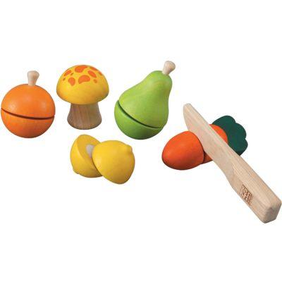 Jeu de fruits et légumes  par Plan Toys