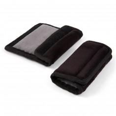 Paire de coussinets protège ceinture Soft Wraps noir