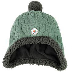 Bonnet polaire Hatter Empire vert (3-6 mois)