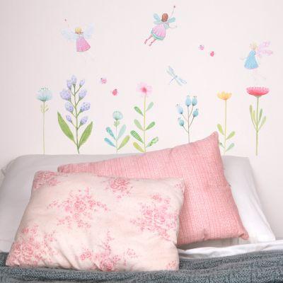 Stickers Fairy garden (petit modèle) Love Maé