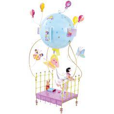Mobile décoratif Schlumpeter La petite fille au lit volant