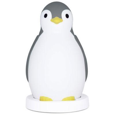 Veilleuse réveil pédagogique multifonctions Pam le pingouin  par ZAZU