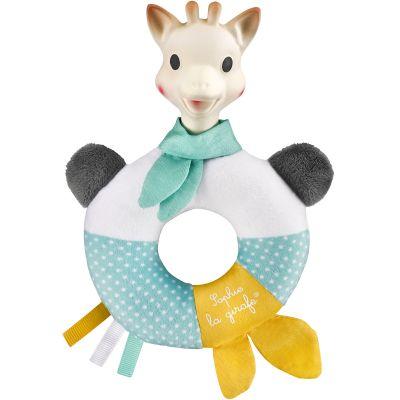 Hochet anneau Shake & Chew  par Sophie la girafe