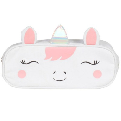 Trousse Betty la licorne arc-en-ciel