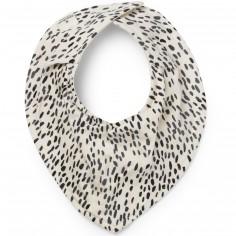 Bavoir bandana Dots of Fauna