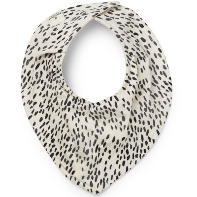 Bavoir bandana Dots of Fauna  par Elodie Details