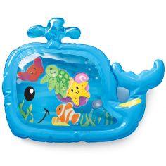 Baleine d'activités à eau Pat & Play