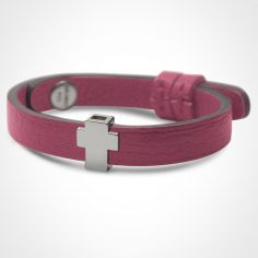 Bracelet Gospel simple (or blanc 750°)