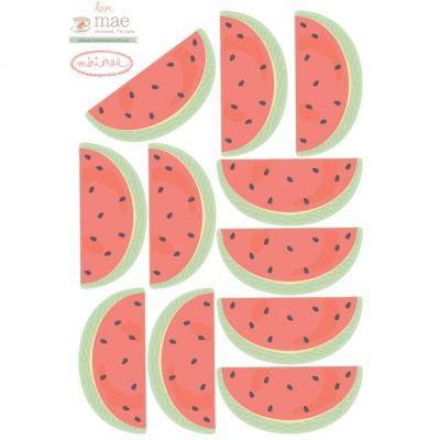 Mini sticker pastèque  par Love Maé