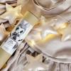 Guirlande étoiles dorées  par Cotton&Sweets