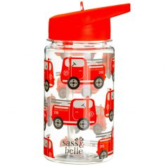 Gourde Drink up Camion de pompiers (400 ml)