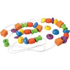 Perles multiformes