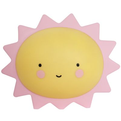 Petite veilleuse soleil (15 cm)  par A Little Lovely Company