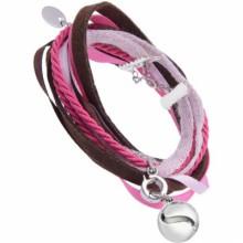 Bracelet Multi Rubans  par Siyaje