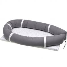 Réducteur de lit Bed in bed Astra gris