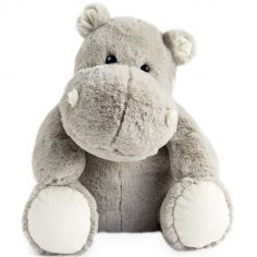 Peluche Hippo'dou (32 cm)