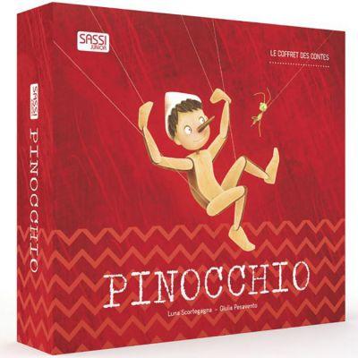 Livre Pinocchio (Le Coffret des Contes)