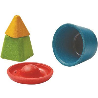 Kit en bois Mes formes à mouler pour le sable Plan Toys
