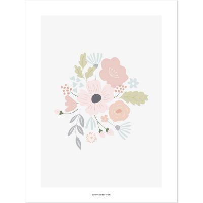 Affiche Bloom (30 x 40 cm)  par Lilipinso