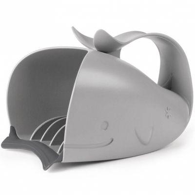 Rince-tête baleine Moby gris  par Skip Hop