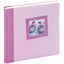 Album photos Tilou rose 30 x 30 cm (60 pages)  par Panodia