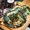 Lot de 8 assiettes en carton Jungle Fever  par Arty Fêtes Factory