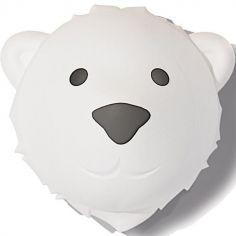 Veilleuse murale tactile Bjorn l'ours polaire (16 cm)