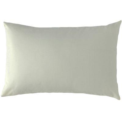Taie d'oreiller en coton bio écru (40 x 60 cm)  par P'tit Basile