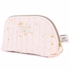 Trousse de toilette Holiday Gold stella Dream pink