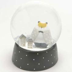 Boule à neige l'ours Mato