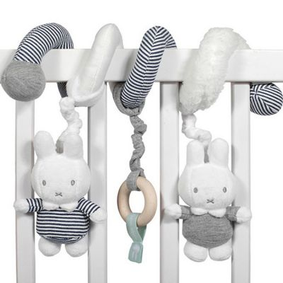 Spirale d'activités lapin Miffy marinière  par Pioupiou et Merveilles