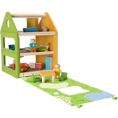 Maison de poupées Plan Toys