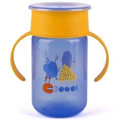 Tasse 360° Booo bleue (200 ml)