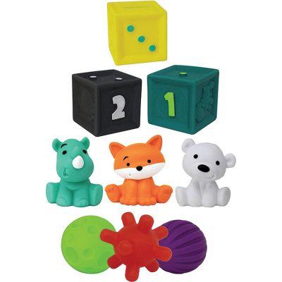 Coffret jouets de bain Tub O' (9 pièces)  par Infantino