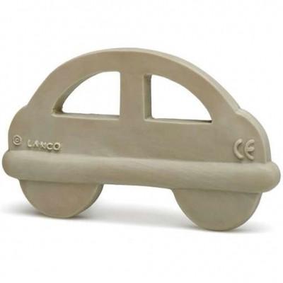Anneau de dentition latex d'hévéa voiture taupe  par Lanco