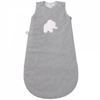 Gigoteuse en tricot Tembo l'éléphant (90 cm)  par Nattou