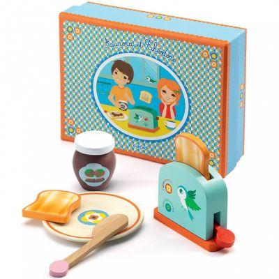 Atelier petit déjeuner Aurora & Théodore  par Djeco
