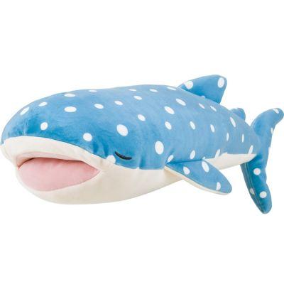 Peluche Jinbe le requin baleine (52 cm)  par Trousselier