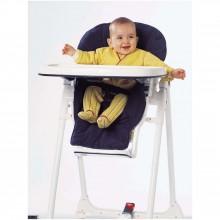 coussin chaise haute marine red castle berceau magique. Black Bedroom Furniture Sets. Home Design Ideas