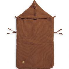 Nid d'ange passe sangle Basic knit caramel (82 cm)