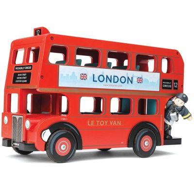 Bus londonien  par Le Toy Van