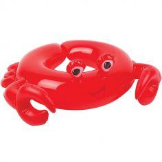 Bouée gonflable crabe (66 x 60 cm)