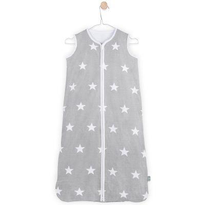 Gigoteuse légère jersey Little star étoile grise TOG 0.6 (90 cm)