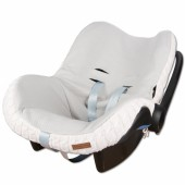 Housse pour siège-auto groupe 0+ Cable Soft rose classique - Baby's Only